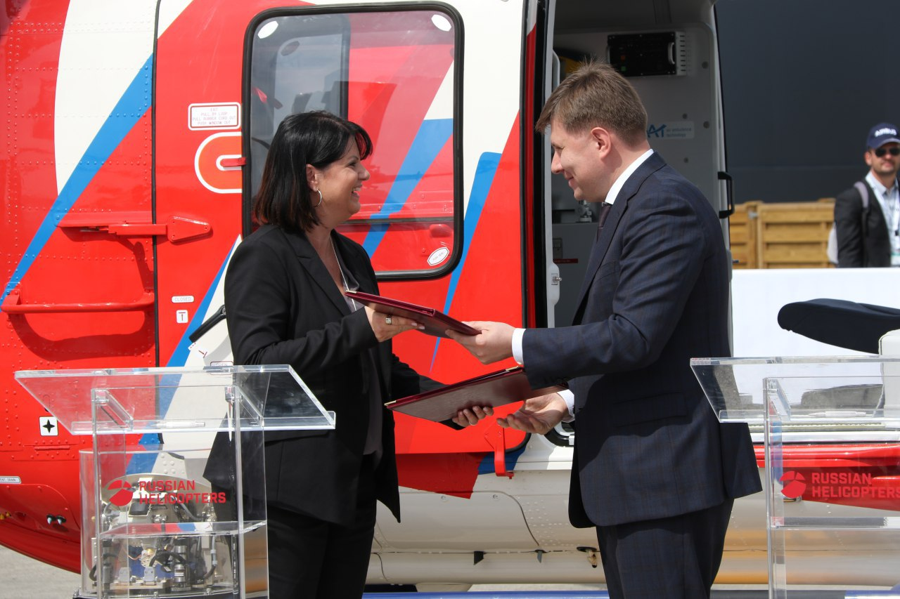 Ansat to get Austrian medical modules